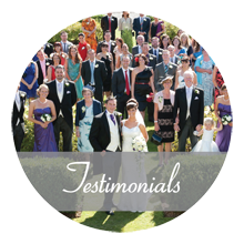 Wedding Photography Testimonials
