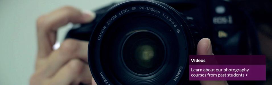 Photography Course Videos
